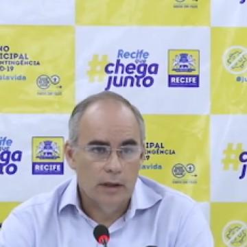 Prefeitura do Recife prorroga prazo para pagamento do Imposto Sobre Serviços
