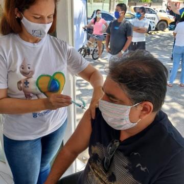 Vacinação contra o sarampo segue até outubro em Olinda