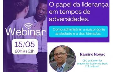 PMI Branch Caruaru promove palestra gratuita sobre liderança
