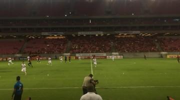 Central perde para o Sport e segue na vice-lanterna do Pernambucano