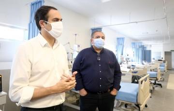 Por vacina, Paulo Câmara vai  à mesa, mais uma vez, com Pazuello hoje