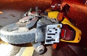Duas crianças morrem em acidente na BR 424, em Caetés