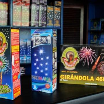 Procon Recife realiza fiscalização nas barracas de vendas de fogos de artifício