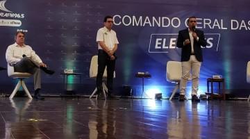 Acompanhe o Debate com os prefeituráveis de Caruaru