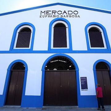 Mercado Eufrásio Barbosa reabre nesta quarta-feira (16)