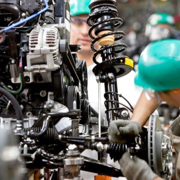 Produção industrial de Pernambuco registra maior queda dos últimos dez anos