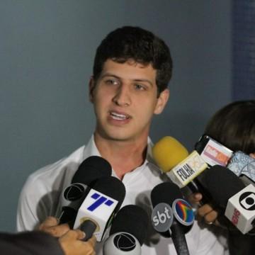 João Campos detalha projeto de triplicação da BR-232 ao Ministério da Infraestrutura