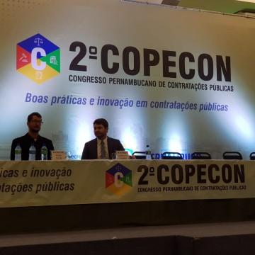 Evento no Centro de Convenções discute técnicas anticorrupção