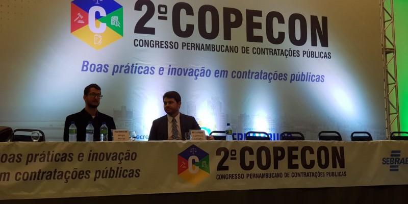 O encontro discute boas práticas que geram mais economia, transparência, controle e celeridade nos processos