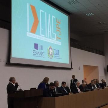 TJPE inaugura instituto voltado para inovação