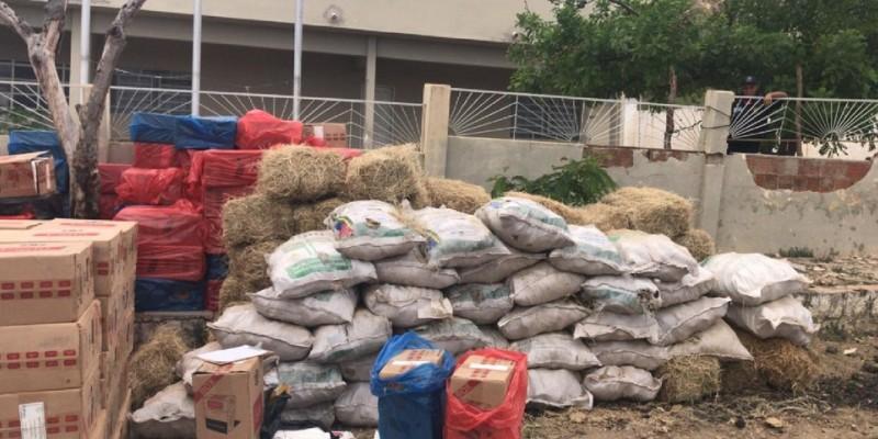 A prisão de Eginaldo de Lima Pereira Filho, de 32 anos, aconteceu depois que informações sobre a  carga de cigarros contrabandeados, chegaram a polícia