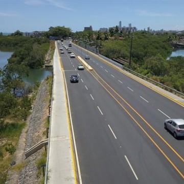 Obras da Ponte do Janga são entregues