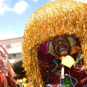 Encontro de Maracatus rurais agita o carnaval em Nazaré da Mata