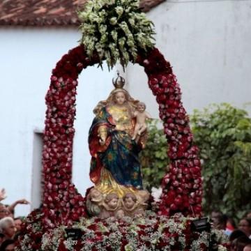 Dom Fernando Saburido cancela procissão de Nossa Senhora dos Prazeres