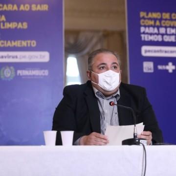 PE anuncia estar pronto para imunizar a população contra a Covid-19