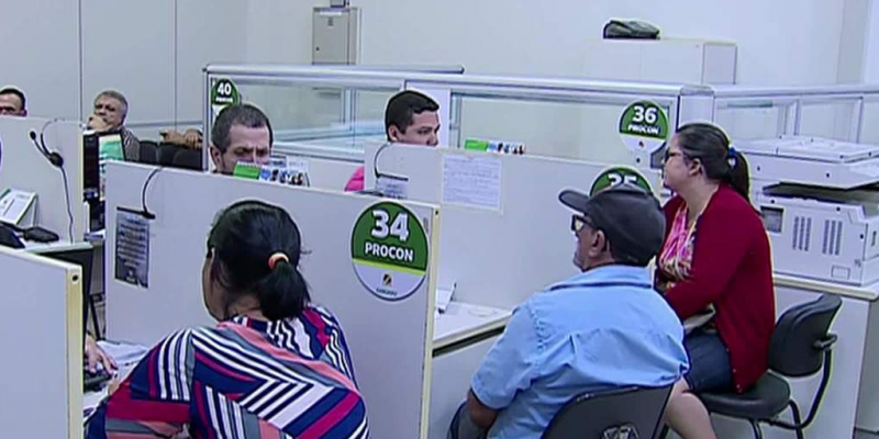 O mutirão tem como objetivo de promover aos consumidores caruaruenses, melhores condições para quitação dos seus débitos junto às instituições participantes