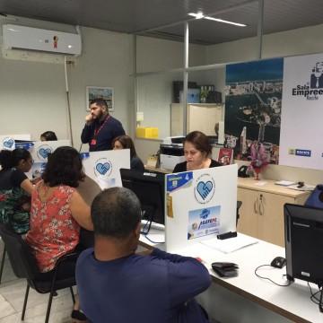 Mutirão oferece até R$5 mil de crédito produtivo para empreendedores recifenses