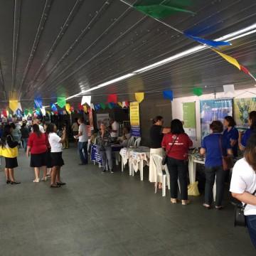 Realizada em Recife primeira exposição da rede complementar de políticas sobre drogas
