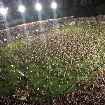 Náutico é multado por invasão da torcida contra o Paysandu