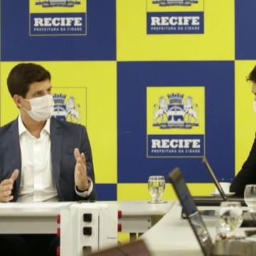 Recife anuncia vacinação de idosos a partir de 75 anos e novos locais de imunização