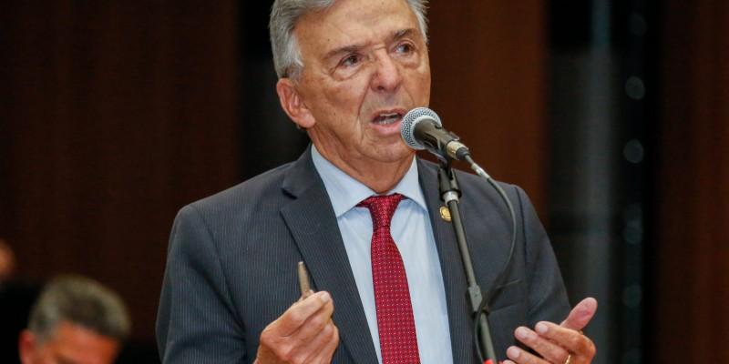 O deputado faz elogio a gestão de Paulo Câmara durante a pandemia