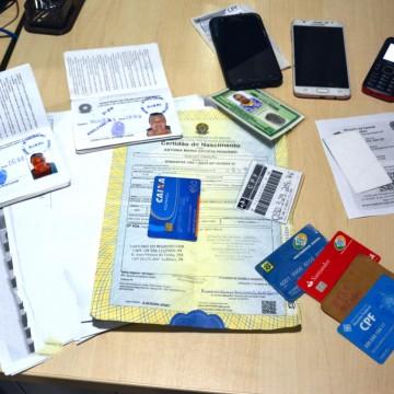 Idosas são autuadas em flagrante pela PF com documentos falsos