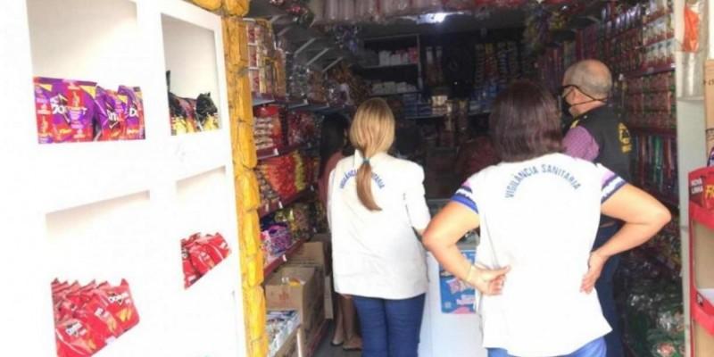 A região que mais contabilizou situações de desrespeito ao decreto estadual foi o sertão, onde 204 pessoas foram levadas às delegacia