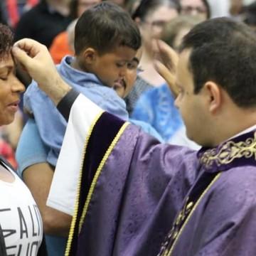 Diocese de Caruaru divulga horários das celebrações da quarta-feira de cinzas