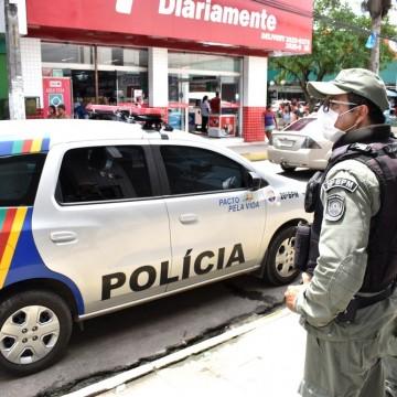 Pernambuco registra redução no número de roubos