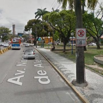 Avenida Norte passa por serviços para melhorar sistema de drenagem
