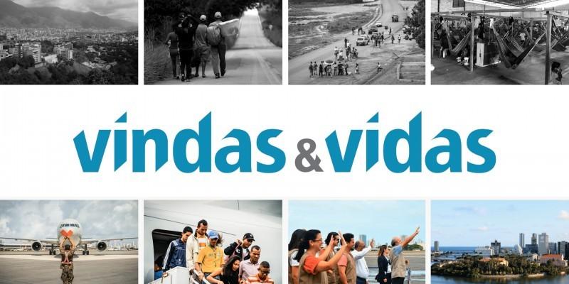 As famílias apresentadas pelo documentário destacam a situação de fome na Venezuela