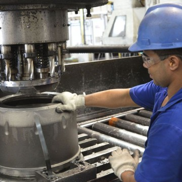 Custos industriais caem 1,5% no segundo trimestre