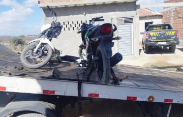 Desmanche de motos roubadas é localizado pela PRF em São Caetano