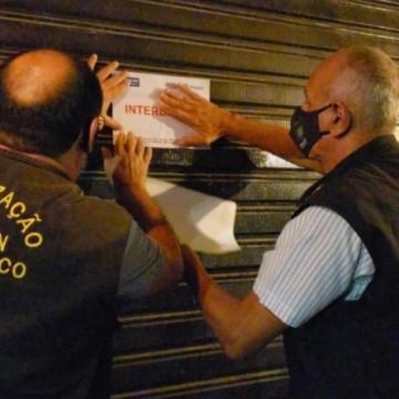 Procon PE interdita bar duas vezes por descumprir protocolos sanitários