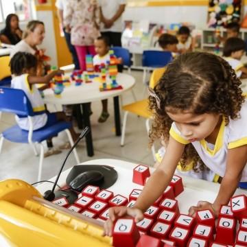 Recife abre matrículas para novatos na rede municipal