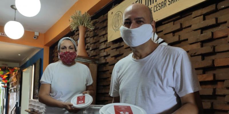 A generosidade é grande aliada na luta contra o Novo Coronavírus