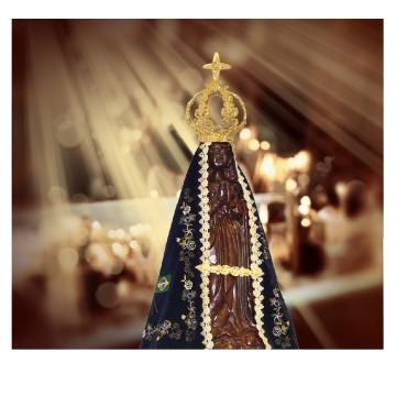 Tradicional festa de Nª Sª Aparecida nas Rendeiras tem início no próximo dia 3
