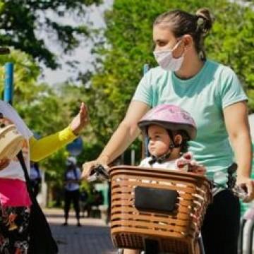 Parques do Recife recebem ações de prevenção contra a covid-19