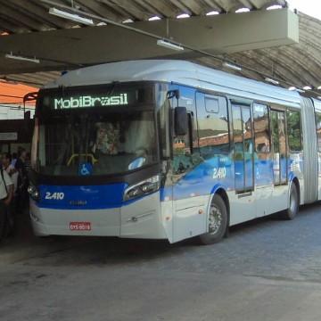 Queda no número de passageiros provoca mudanças no sistema do BRT