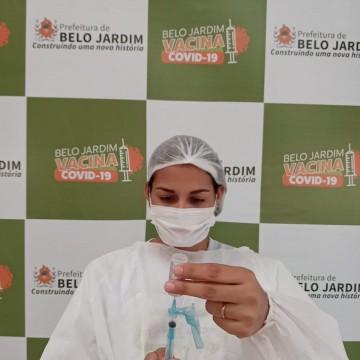 Vacinação contra Covid-19 é ampliada em Belo Jardim para pessoas a partir dos 18 anos do Grupo 2 de comorbidades