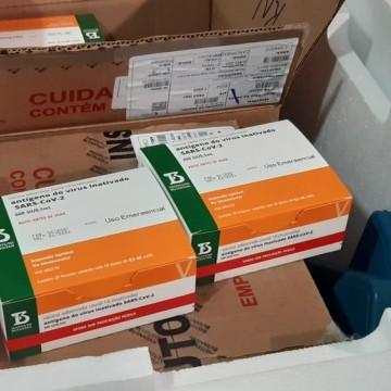 Após chegada de doses da Coronavac, Paulista retoma vacinação contra Covid-19