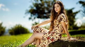 Larissa comemora 16 aninhos