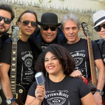 Uptown Blues Band comemora 23 aninhos de estrada bluseira