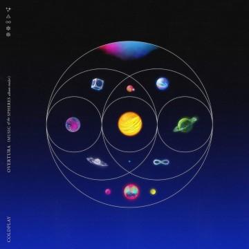 Music Of The Spheres - as  'esferas'  musicais do Coldplay