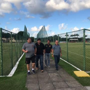 Elenco do Sport se reapresenta sem a presença de Magrão