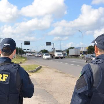 PRF divulga balanço anual de acidentes nas rodovias federais de Pernambuco