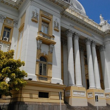 TJPE comemora 200 anos com cerimônia no Palácio da Justiça