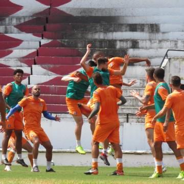 No Arruda, Santa Cruz se reapresenta após vitória ante o Confiança-SE
