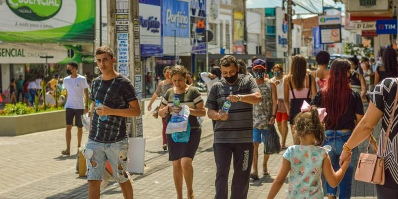 Inflação alta pode impactar na geração de empregos e negócios em Caruaru