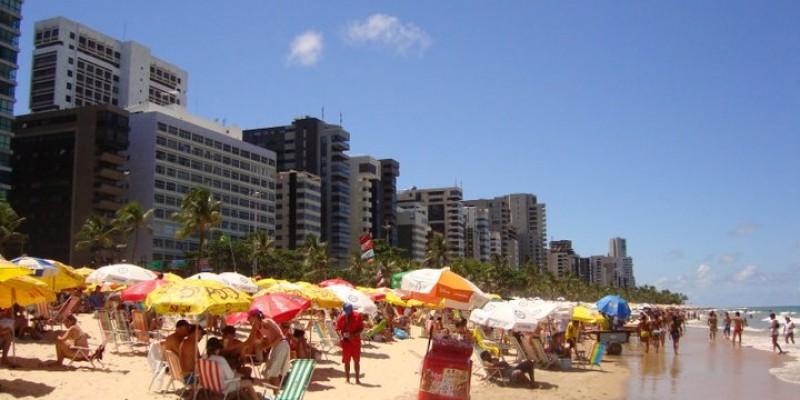 No Recife, 95% das reservas nos hotéis e pousadas já foram confirmadas